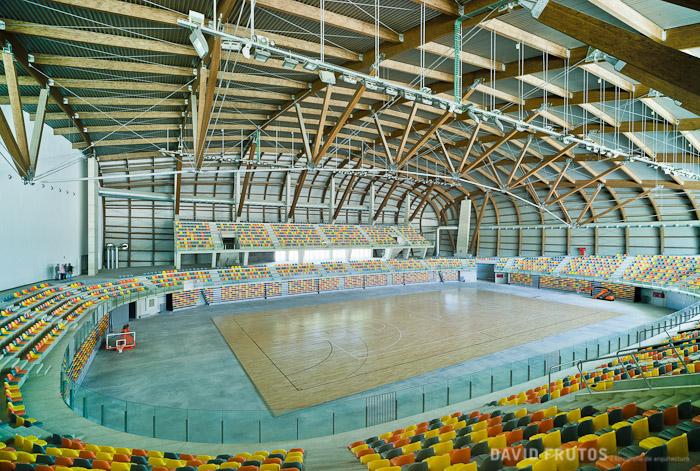 Palacio de los Deportes de Cartagena  adhoc msl I