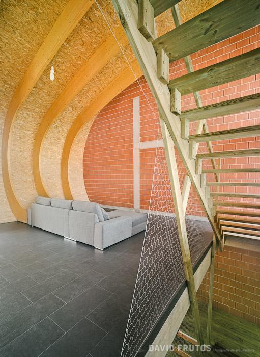 Casa de Estefana  XPIRAL Arquitectura  David Frutos