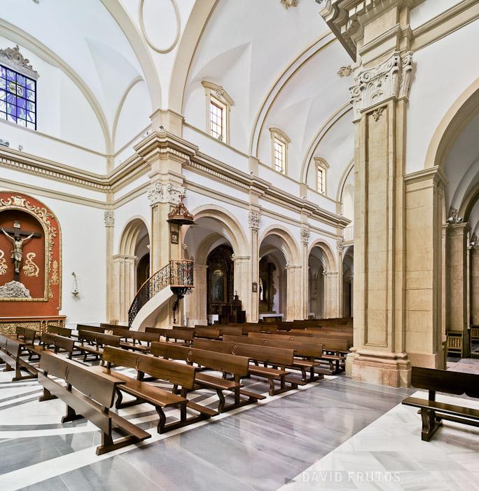 Iglesia de Santiago de Lorca  Juan de Dios de la Hoz