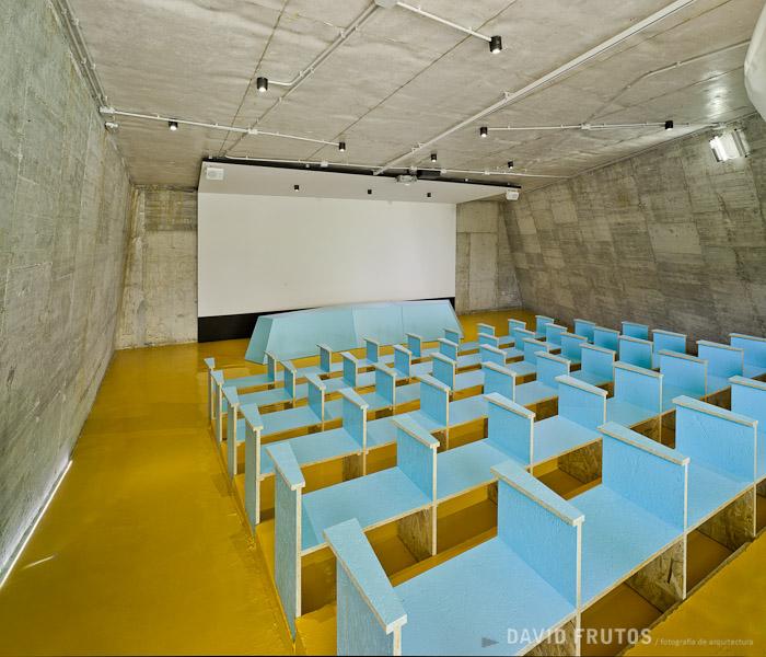 Centro de interpretacin de Almadenes  AD HOC  David Frutos  Fotografia de Arquitectura