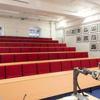 lecture theatre for hire