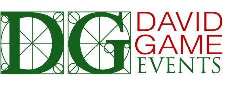 David Game Events Logo