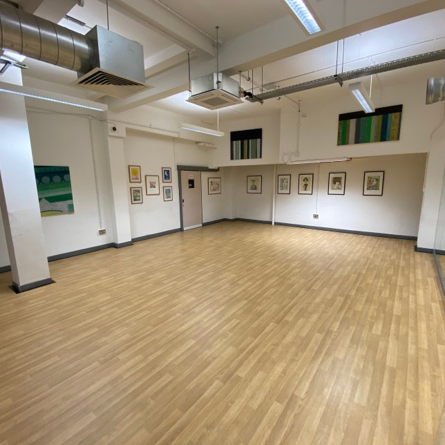 Dance Studio Three For Hire