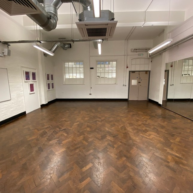 Dance Studio Two For Hire