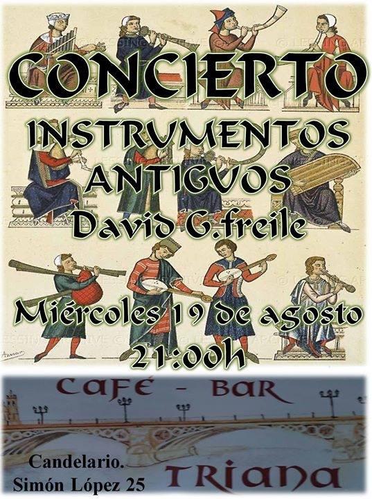 Concierto Candelario