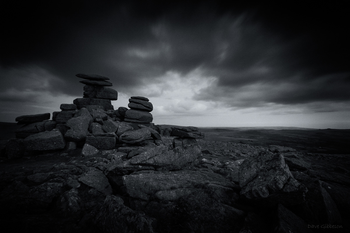 Dartmoor Landscape Photography By David Gibbeson