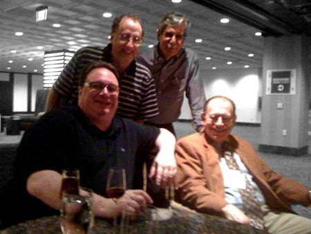 Ed Frischholz, Steve Kahn, Tom Nagy, & Rick Kluft