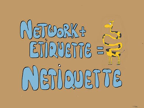 net etiqueta