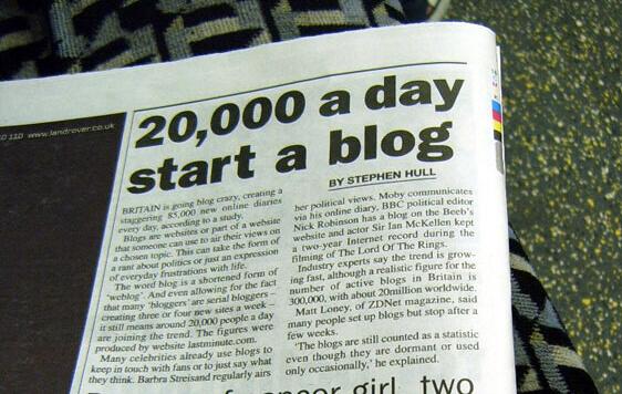 Cómo hacer un plan de marketing para tu blog