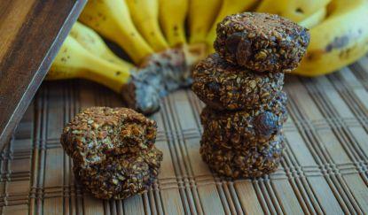 Galletas de Café y Plátano