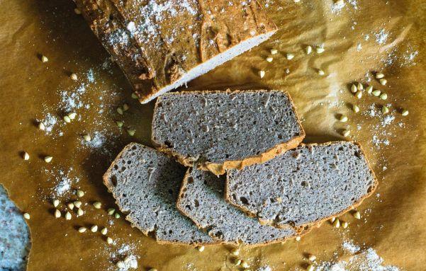 Pan Sin Gluten de Trigo Sarraceno