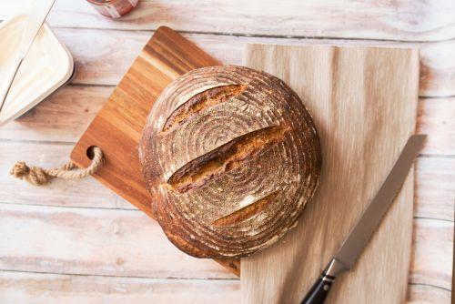 Masa Madre Natural   Alimentarla / Refrescarla - David Guibert Chef