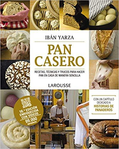 Mejor libro para empezar con el pan casero