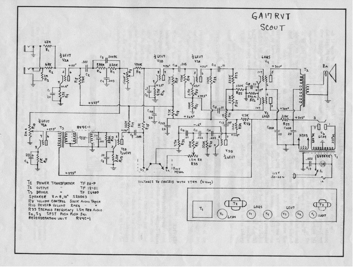 Bad Cat Cougar 5 Wiring Diagram - Wiring Diagrams Schematics