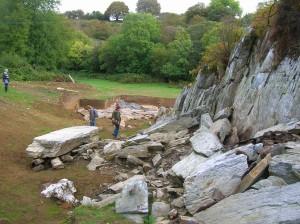 Brynberian Quarry - Stonhenge (5)