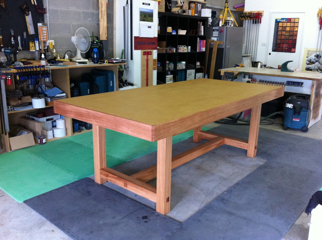 Torsion Box Workbench Base