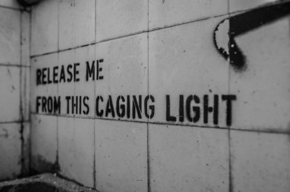 Abandoned mine, Hasard de Cheratte, Release me from this caging light © David Hamilton Melby
