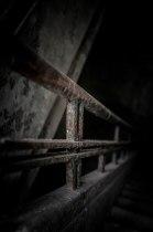 Fort de la Chartreuse railing © David Hamilton Melby