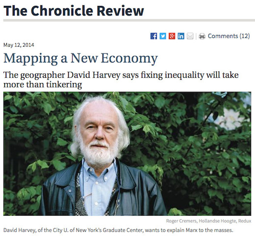 Mapping a New Economy
