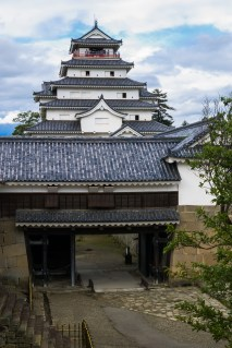 Aizu-Wakamatsu - Le Château