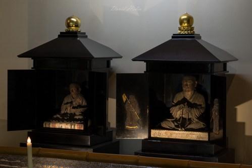 Le temple Shoren-in
