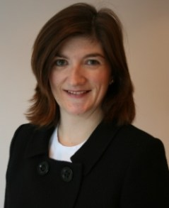 Nicky Morgan : education Secretary who recommended his appointment as preferred candidate