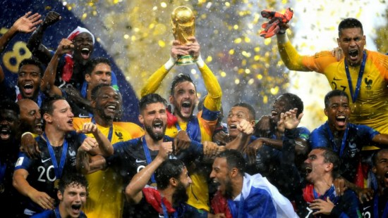David Henry Sterry Predicts World Cup Final on NPR