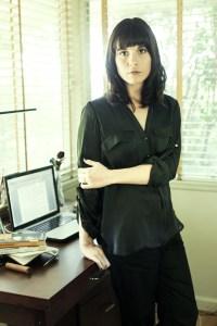 Author Alice Carbone