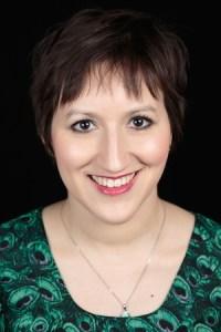 Photo portrait of Julia Kite smiling