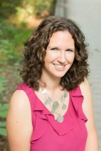 Photo of author Kris Spisak smiling