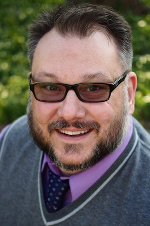 Michael Vance Gurley, author