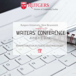 The Book Doctors Return to Rutgers Writers' Conference