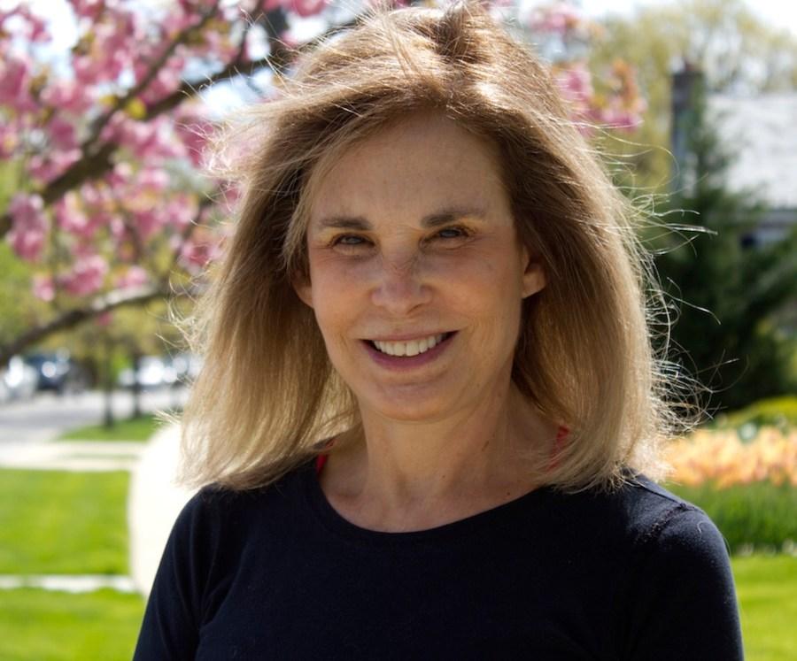 Debra Diamond author