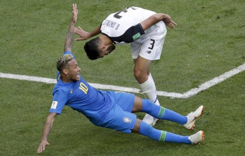 David Henry Sterry on NPR: the Art of World Cup Flopping