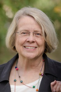 Photo of Susan Wolfe smiling
