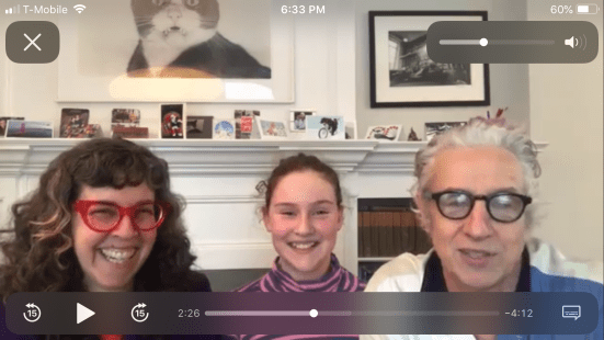 Olive, 11, Is Our Child Mentor: Here's the Video