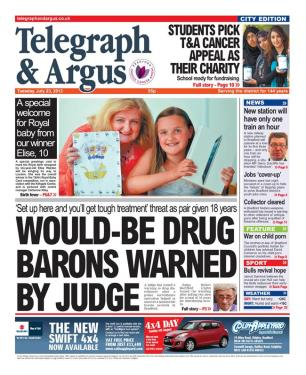 telegraphandargus
