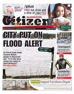 floods tue gloucester