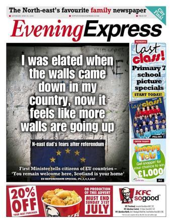 Brexit aberdeen