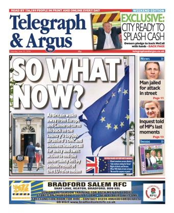 brexit bradford