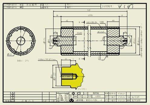 在AUTOCAD一次更換所有字型的字體檔 (changing all text styles in AutoCAD at once) | David Hou IT專欄