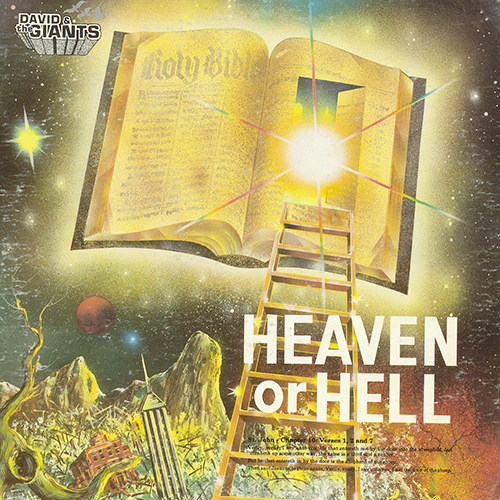 Heaven or Hell – MP3 Album