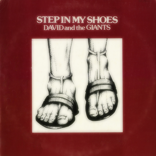 Step In My Shoes – MP3 Album
