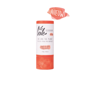 We Love The Planet Deodorant Stick Sweet en Soft