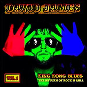 Album King Kong Blues Vol1 by David James In Boston