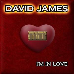 Album I'm In Love CD By David James In Boston