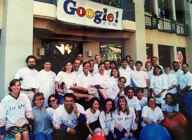 jewgle scum google employees