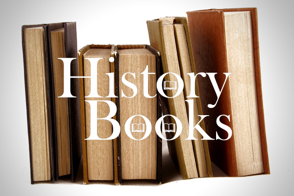History Books David J Carr Digital Fragments Brand