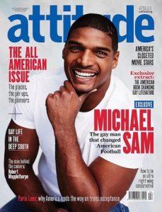 Michael Sam - Attitude
