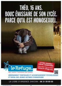 Affiche - Association Le Refuge